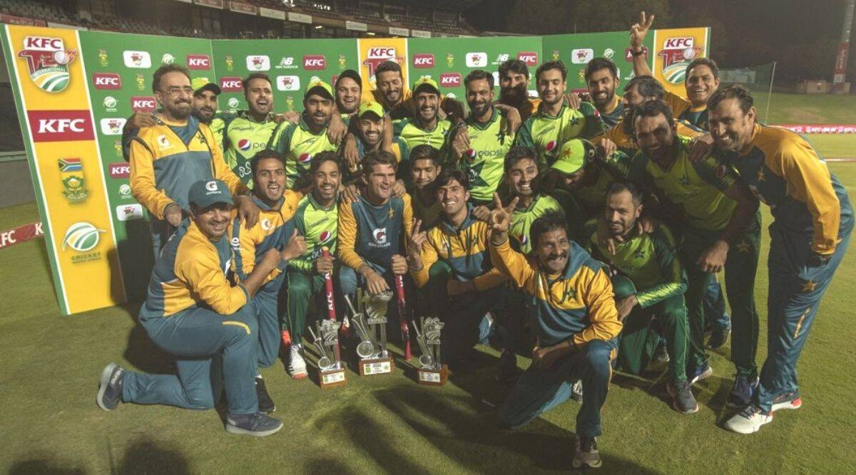 PAK vs SA 4th T20I highlights: Pakistan seal T20 series win in South Africa with ball to spare