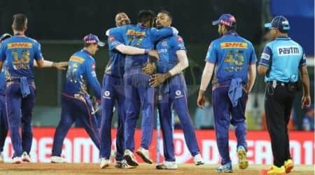 MI vs KKR, IPL 2021