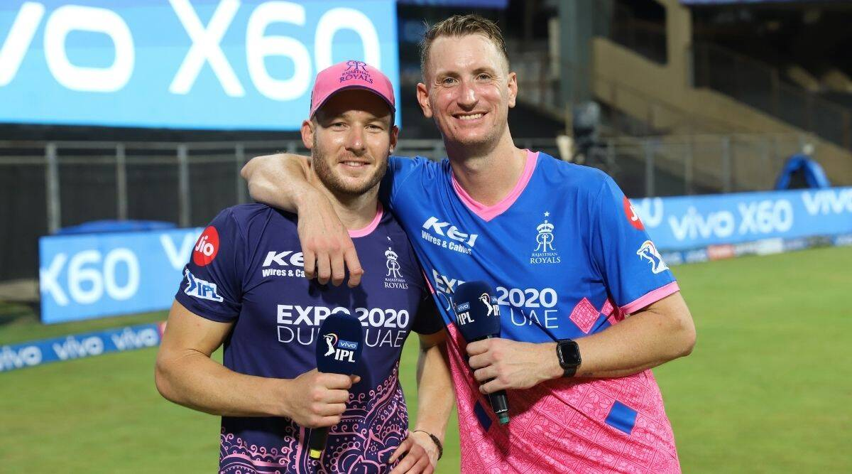 David Miller and Chris Morris, IPL 2021