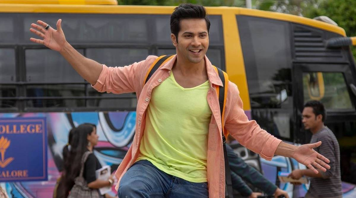 varun dhawan on main tera hero