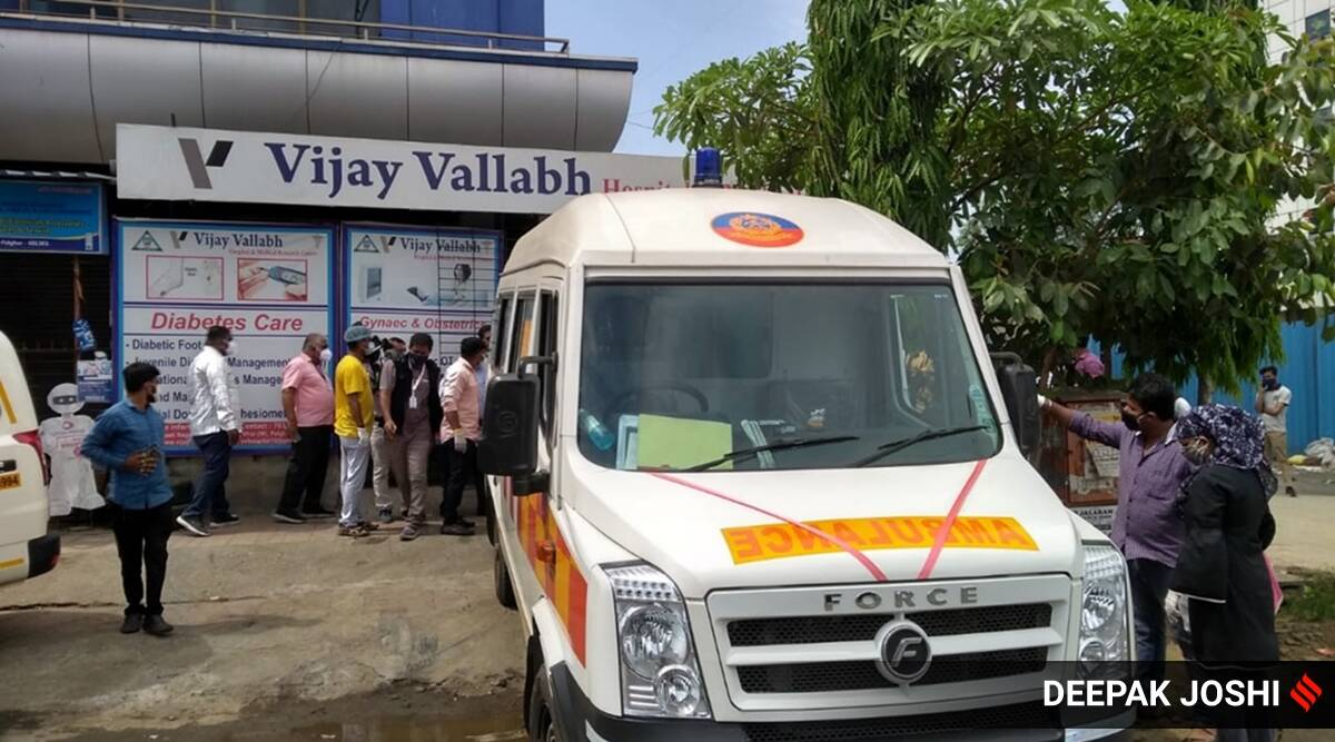 Maharashtra sees another Covid hospital fire: 15 of 17 ICU patients killed in Virar