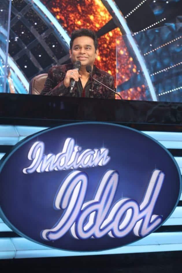ar rahman indian idol