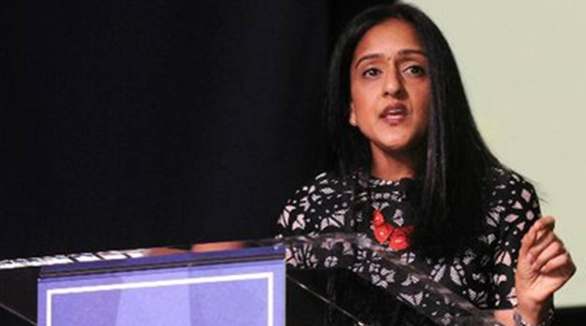 Vanita Gupta writes history as the first Indo-American to be a U.S. attorney general
