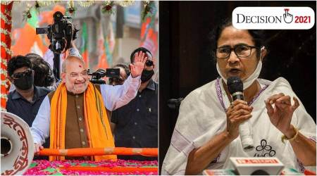 Mamata calls poll deaths 'genocide,' Shah says she instigated attack