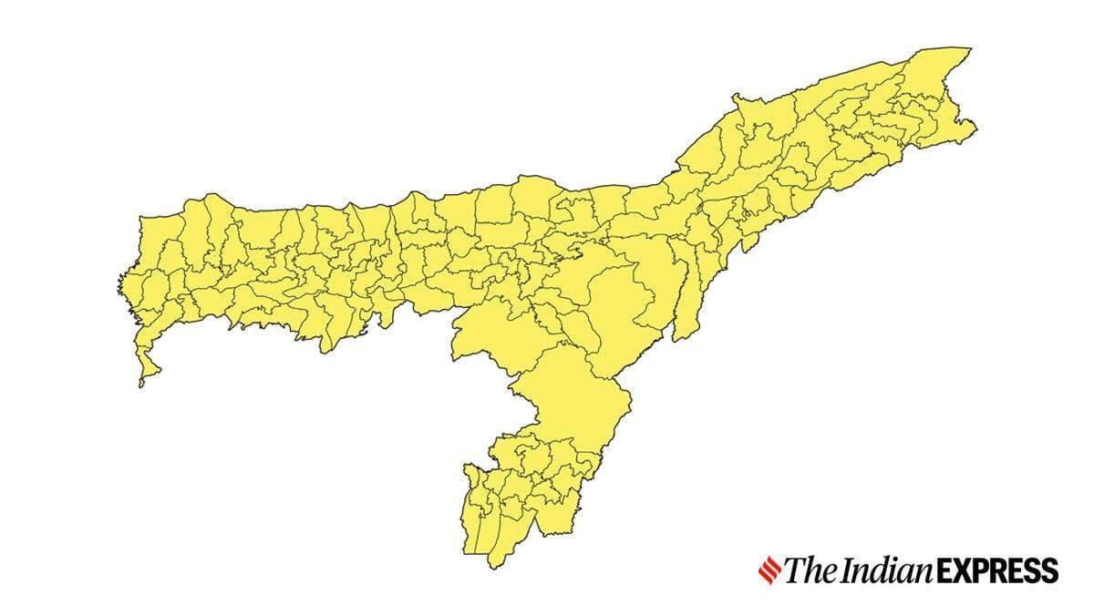 Barhampur Election Result, Barhampur Election Result 2021, Assam Election Result 2021, Assam Barhampur Election Result 2021