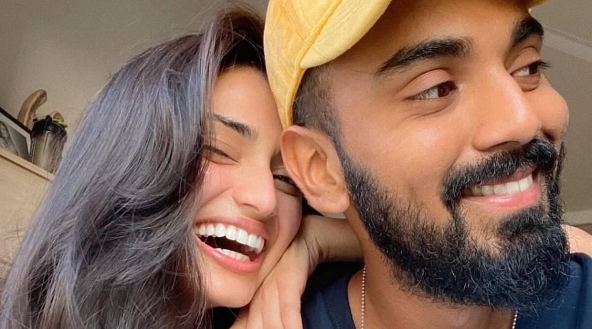 Athiya Shetty wishes rumored beau KL Rahul on birthday: 'Grateful for you'  |  Entertainment News,The Indian Express