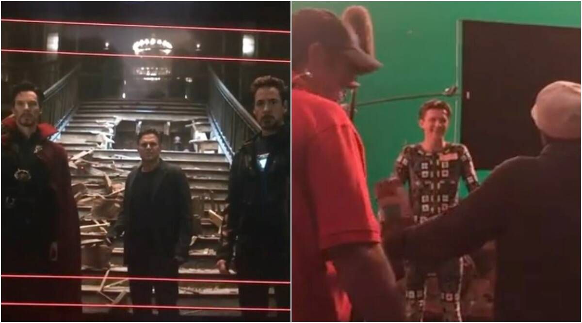 avengers infinity war three years behind the scenes