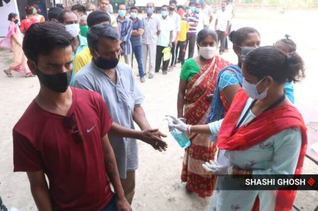 West Bengal Assembly Elections Phase 5