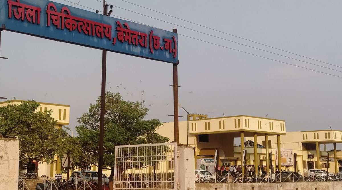 Remote Covid ward in Chhattisgarh tells new story of death, despair