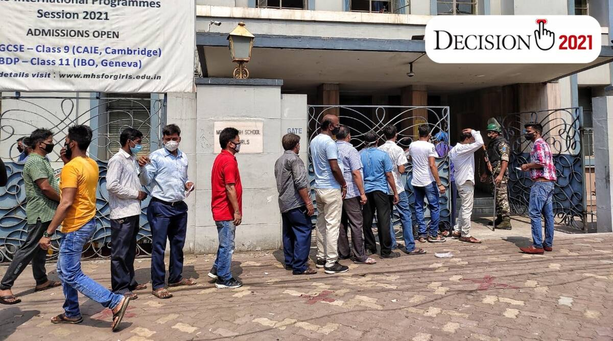 Amid Covid fear in West Bengal, a dip in polling