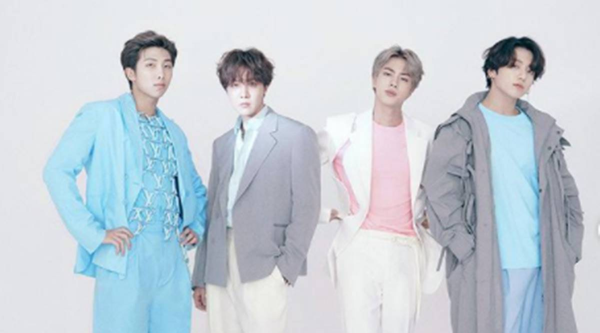 BTS, Louis Vuitton