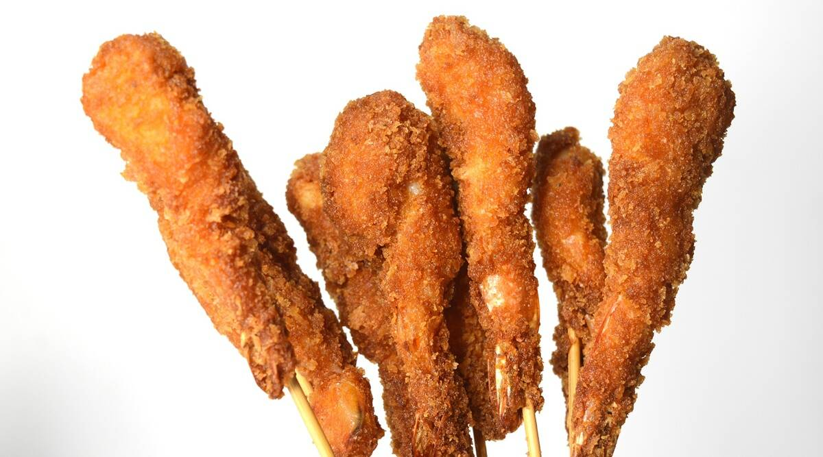 chicken strips, chicken strips recipe, homemade chicken strips, easy chicken strips recipe, snacks chicken strips, indian express news