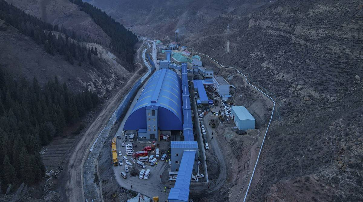 21 miners trapped after Xinjiang coal mine accident: official media