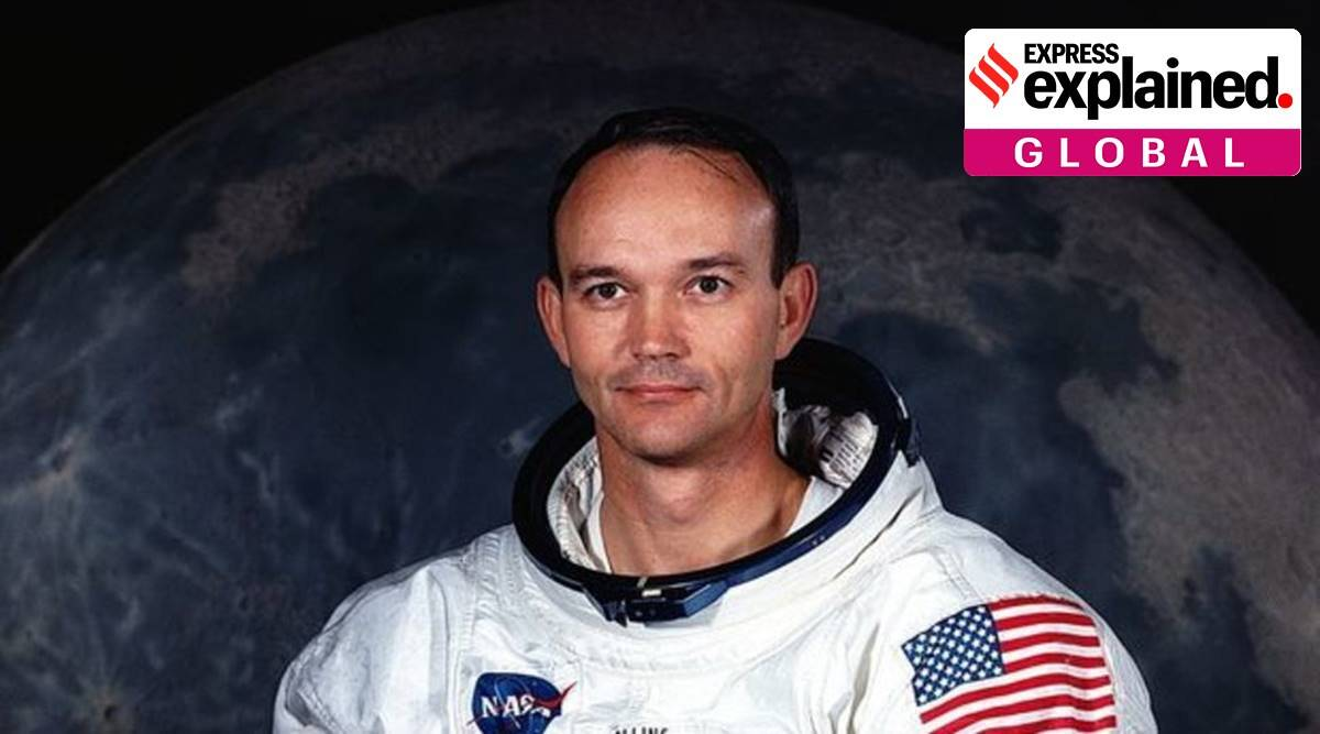 Explained: Who is Michael Collins, the lesser-known participant of the Apollo 11 mission? - The Indian Express