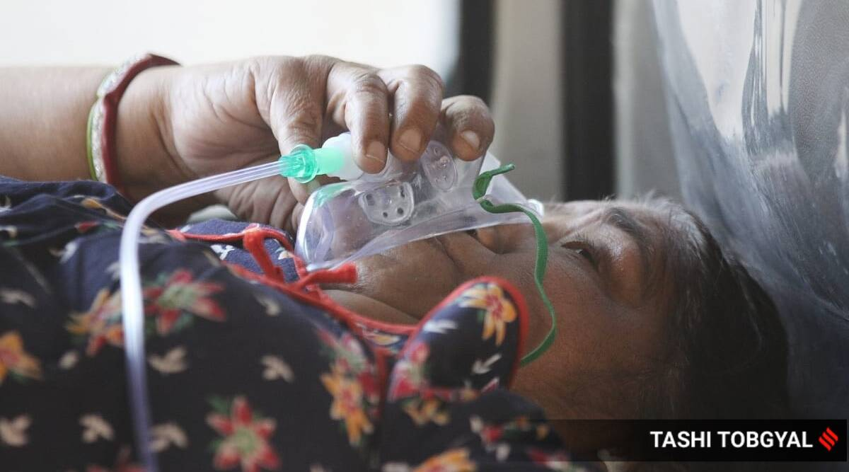 Highest single-day surge in Panchkula, 50 percent general, 70 percent ICU beds reserved for Covid patients