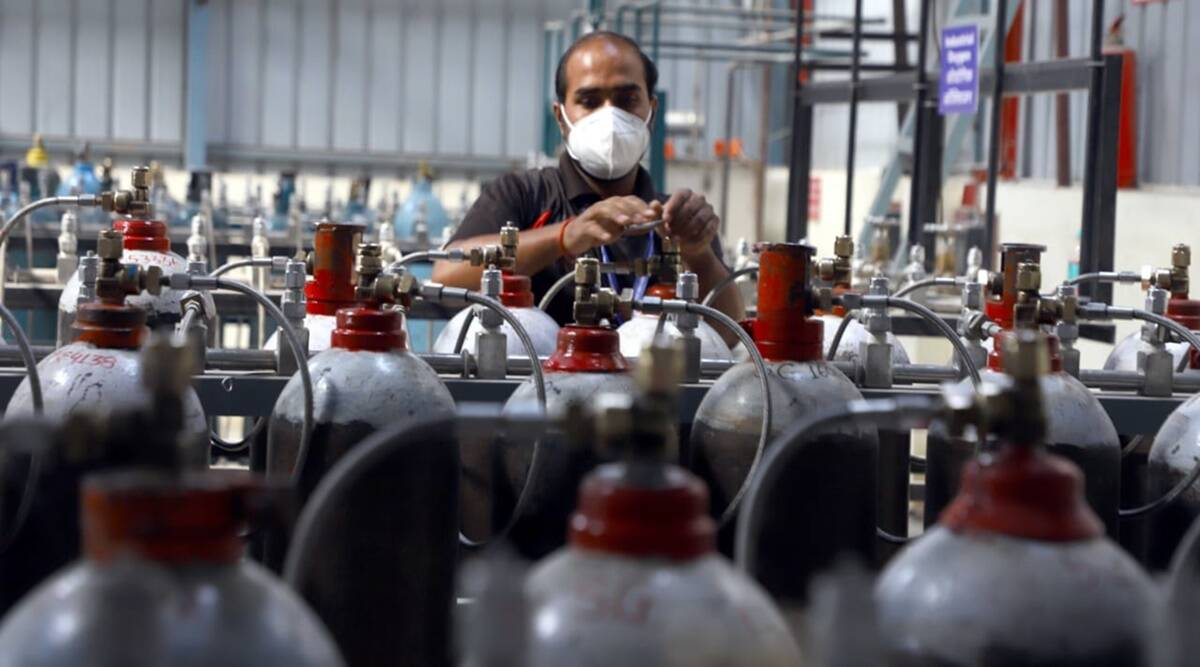 Supply crisis averted in Mumbai as oxygen-making plant's technical glitch resolved in time