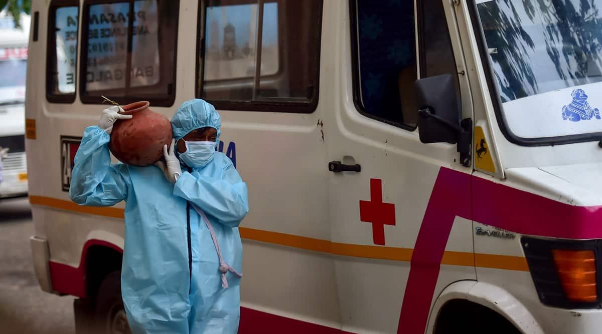 mumbai covid-19, mumbai coronavirus cases, mumbai news, indian express