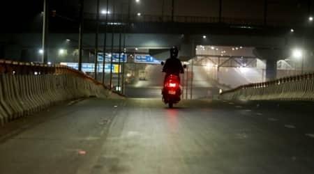 Delhi curfew