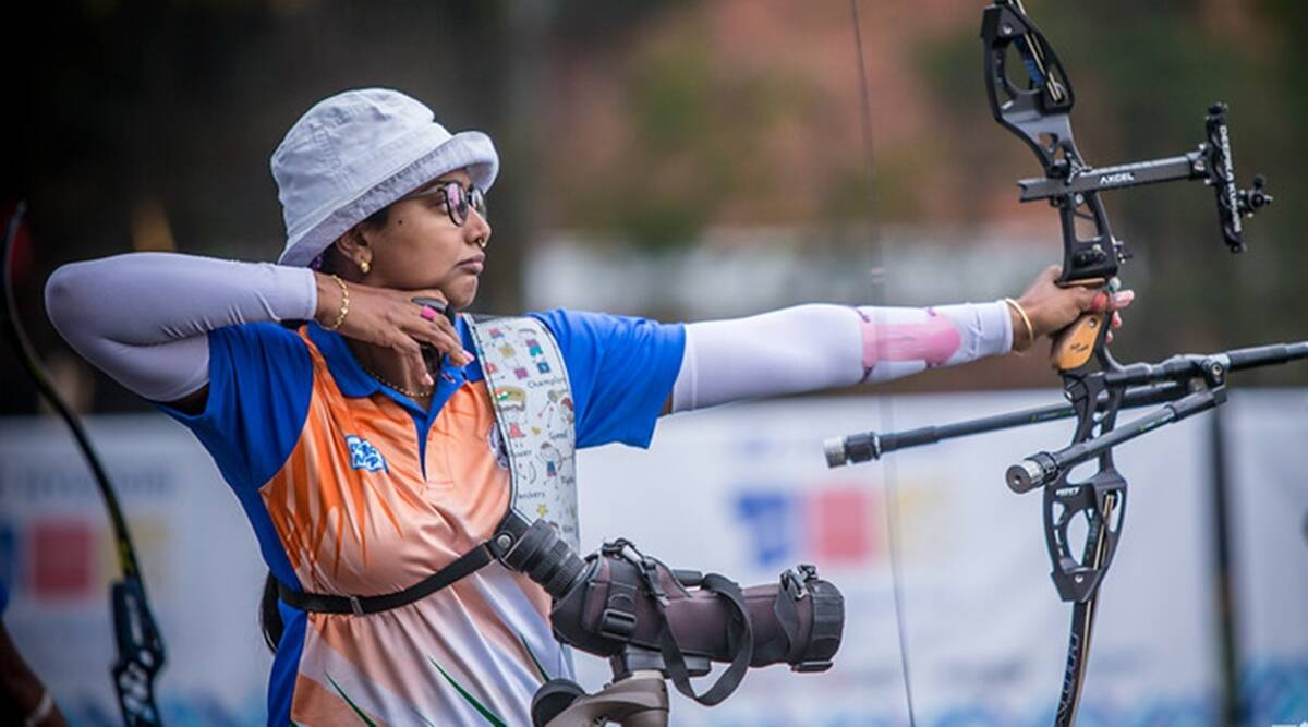Deepika Kumari's Olympic medal dreams ended in the quarterfinals.