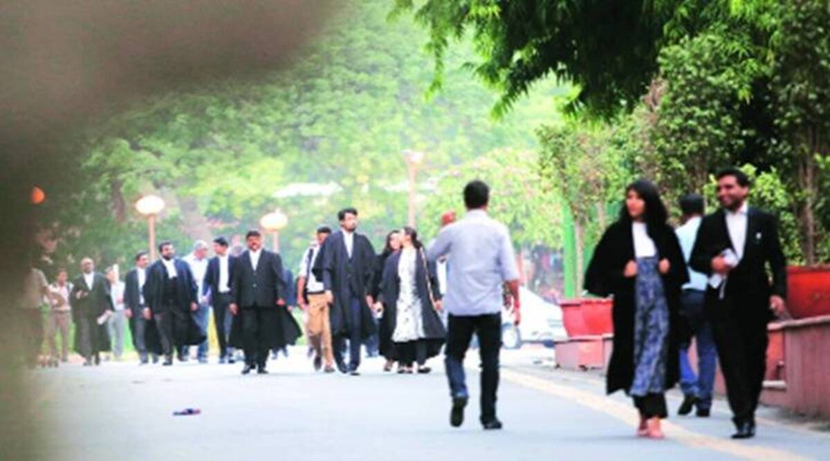 Rising Covid cases force courts in Delhi to return to virtual mode