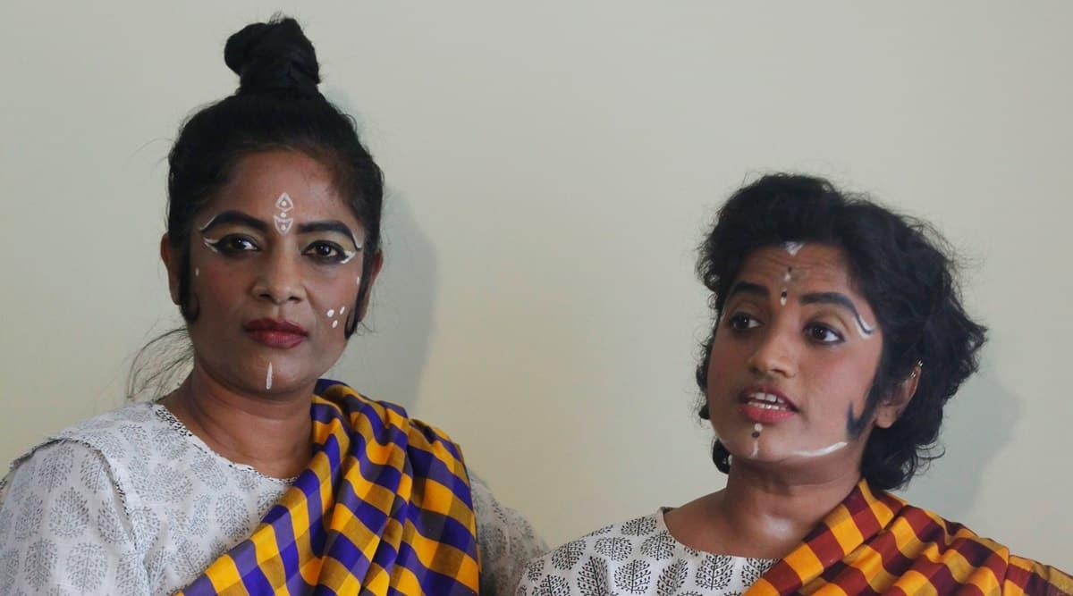 art and culture, mythological literature, bengaluru art events, Desdemona Rupakam, play events, indianexpress.com, indianexpress,