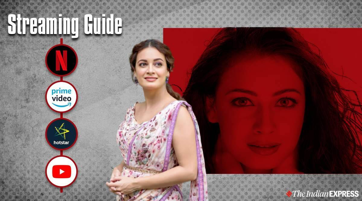 indianexpress.com - Arushi Jain - Streaming Guide: Dia Mirza movies