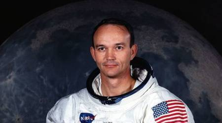 Michael Collins, Michael Collins death, Michael Collins dead, Apollo 11, astronaut, NASA, world news, indian express world news
