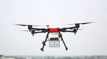 After Centre's nod, Telangana to try out drones for vaccine delivery