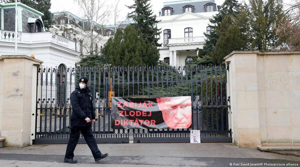 Is Russia behind the 2014 Czech munition depot blasts