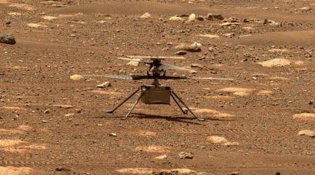 NASA, Ingenuity Mars Helicopter, Ingenuity helicopter, NASA Perseverance, NASA Mars mission, Mars Helicopter, Mars Helicopter test run, Mars Helicopter take off