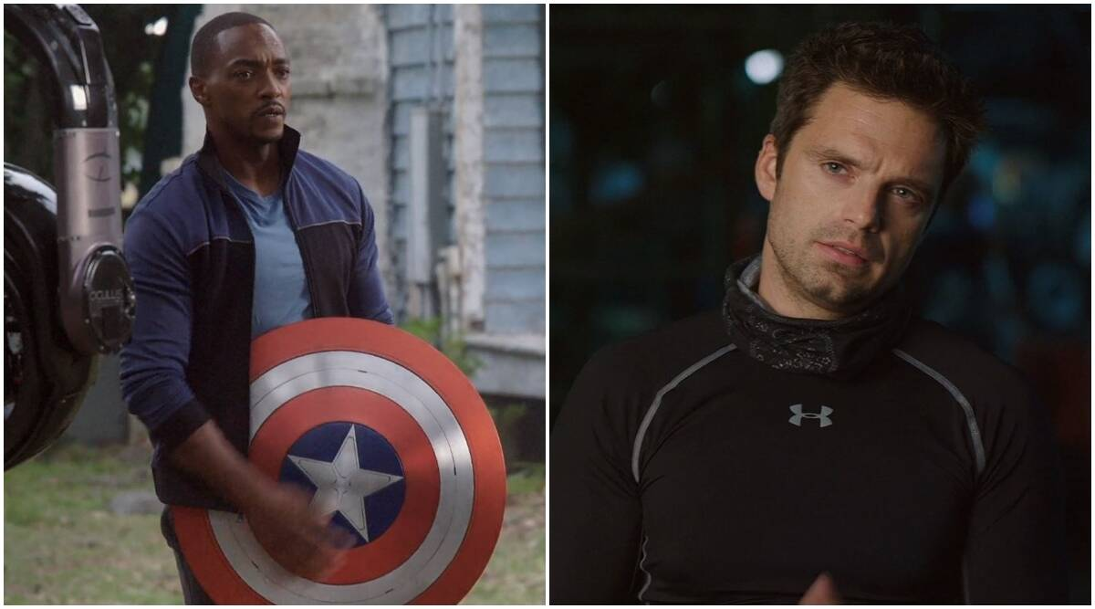 falcon and winter soldier, falcon and winter soldier bts