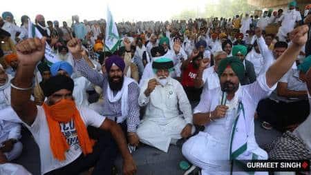 24-Hour blockade by farmers