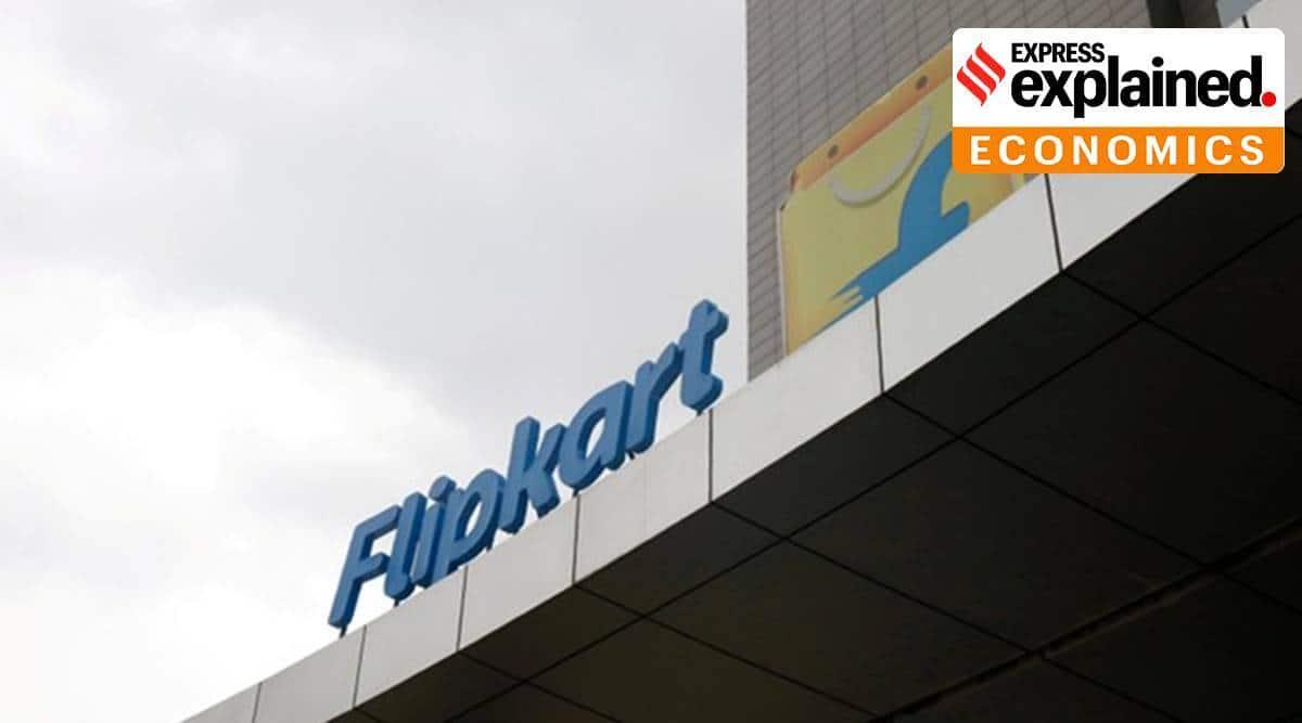 flipkart adani deal, indian express, express explained, adani flipkart sign deal