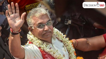 West Bengal BJP chief Dilip Ghosh gets 24-hour campaign ban for 'provocative' speech