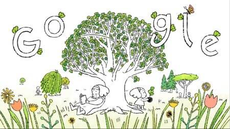 Earth Day 2021, Google Doodle, google earth day doodle, Google Doodle today, Earth Day doodle, Indian Express