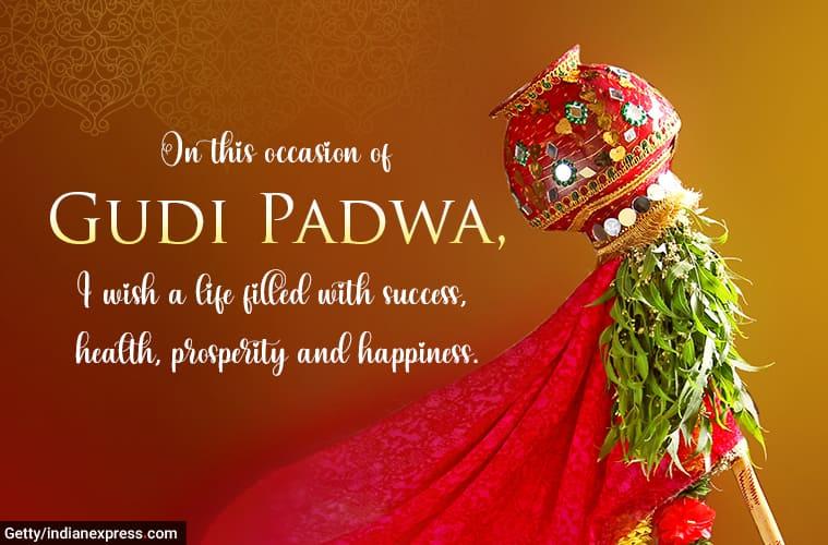 Happy Ugadi, Gudi Padwa 2021 Wishes