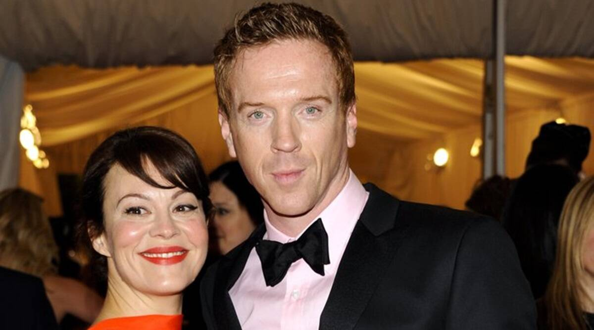 damian lewis with helen mccrory
