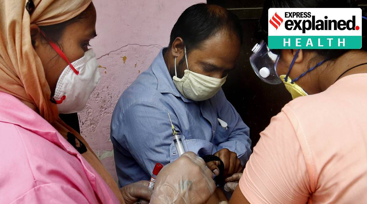 Coronavirus, india covid second wave, Coronavirus India, Covid-19, herd immunity, India herd immunity, herd immunity risks, Complexities of herd immunity, Covid vaccine, Express Explained