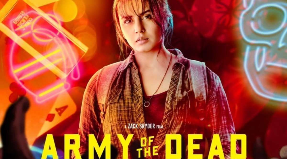 huma qureshi army of the dead