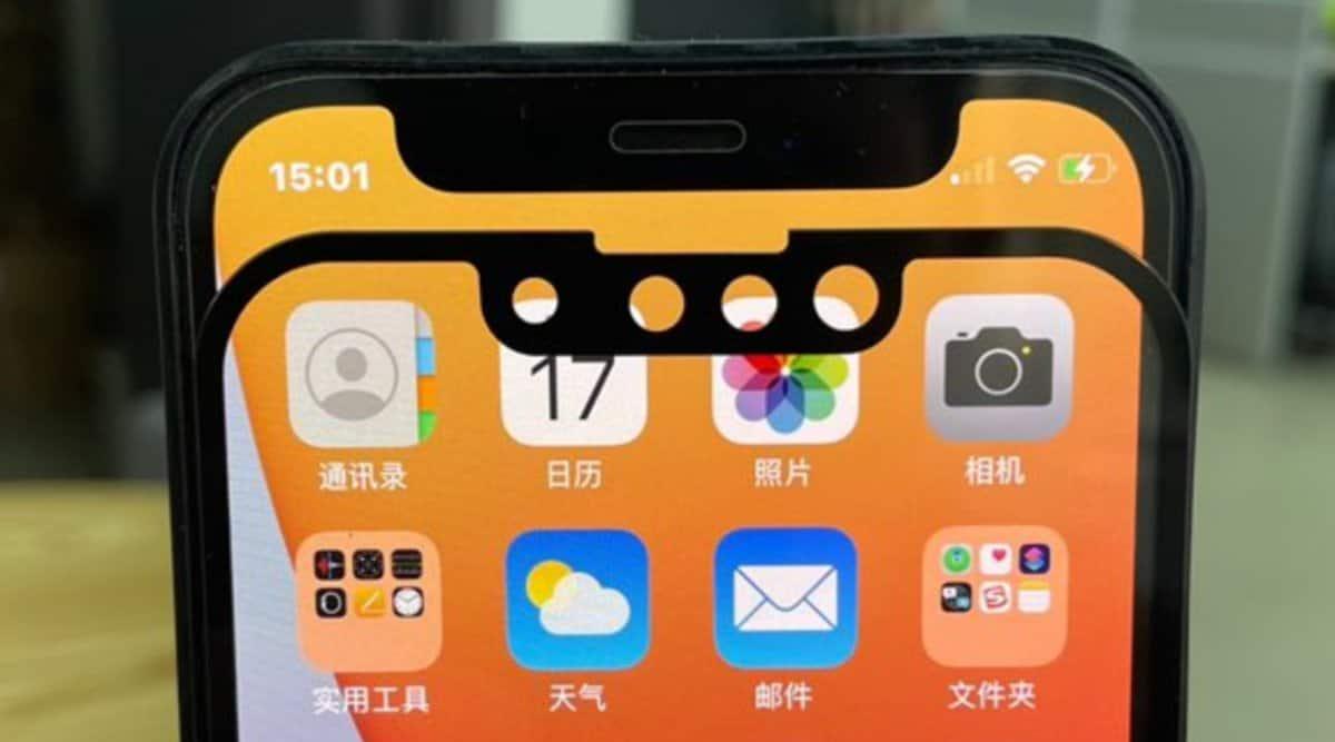 iPhone 13, iPhone notch, iPhone 13 notch,