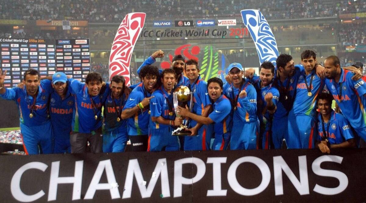 10 Years ago A Billion Dreams India's heroes mark anniversary of 2011 World Cup win – CRICRP