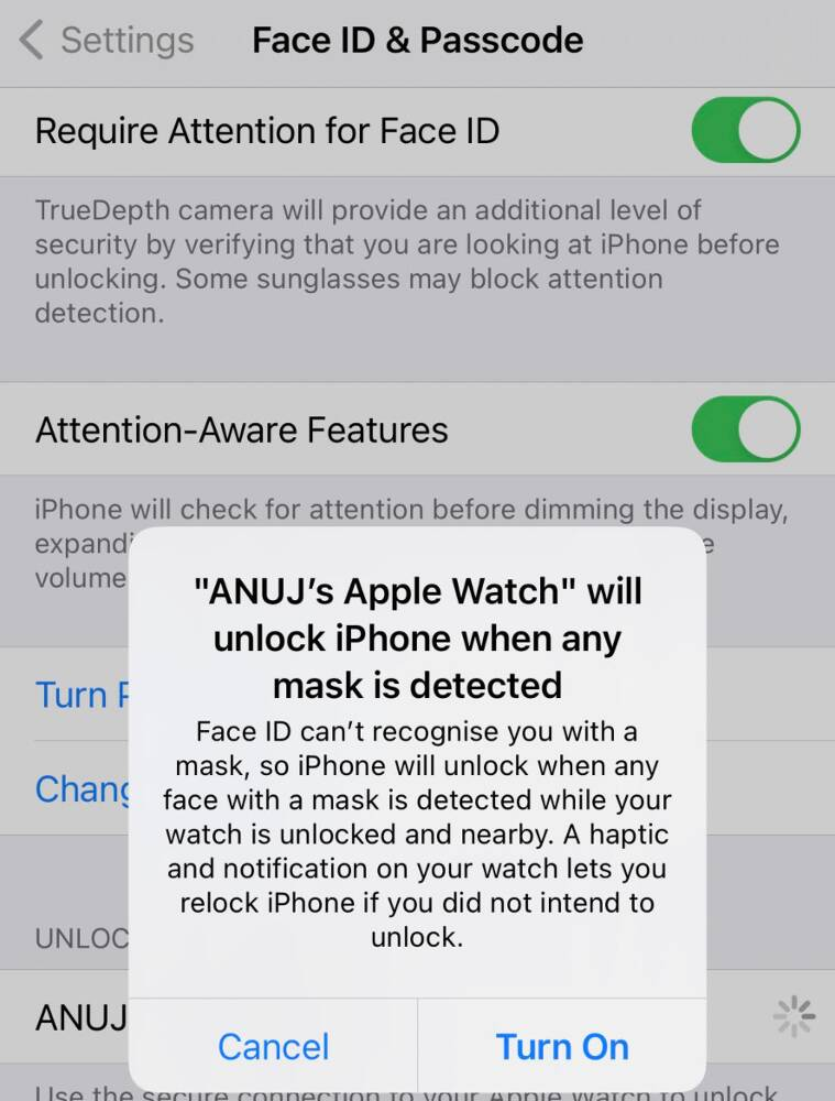 ios 14.5, apple ios 14.5, unlock your iPhone with your Apple Watch, apple watch unlock iphone, iphone ios 14.5, ios 14.5 tips and tricks