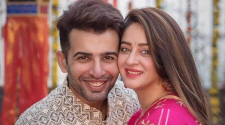 jay bhanushali, mahhi vij, wife, childbirth, labour pain, pregnancy, indianexpress.com, indianexpress,