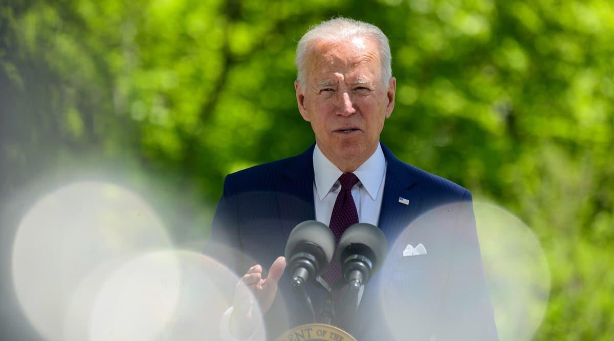 joe Biden, Biden covid relief package, Republicans covid relief plan, Biden on Republicans, World news, US news, Indian express