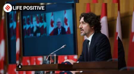 justin trudeau, life positive, canadian prime minister, carleton university, carleton university commencement speech, indianexpress, indianexpress.com