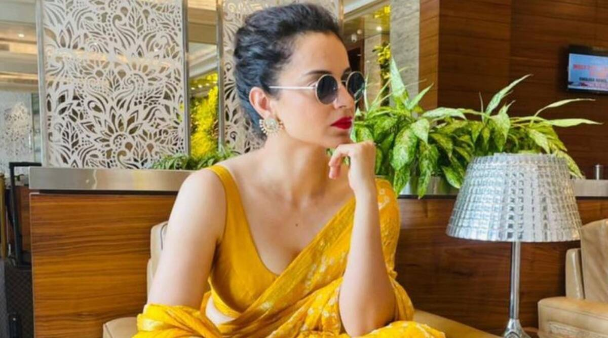 Soon you will be a bhakt': Kangana Ranaut tells Hansal Mehta, director  suggests they have coffee after the pandemic | Entertainment News,The  Indian Express