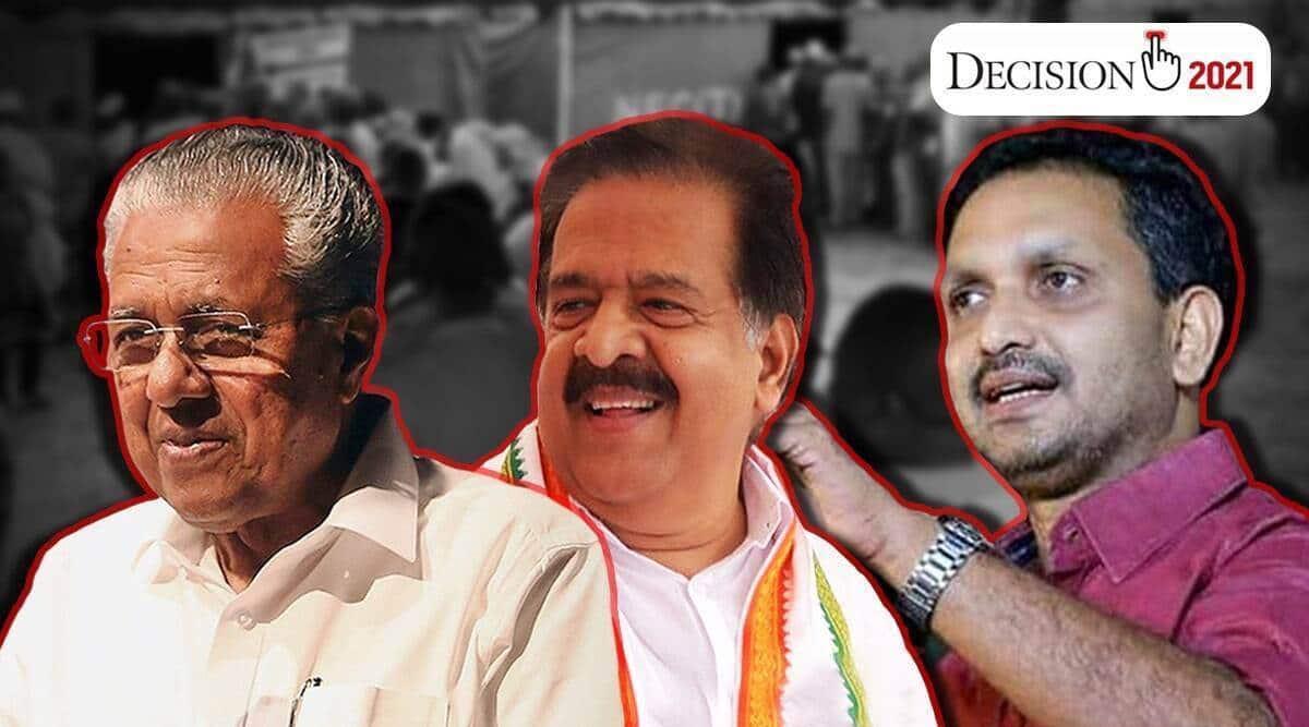Kerala Assembly Elections 2021, Kerala elections, Sabarimala temple, Sabarimala temple issue, kerala BJP, LDF, UDF, BJP, Pinarayi Vijayan, Indian Express