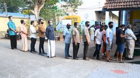 Kerala records 74.06 per cent polling in April 6 election