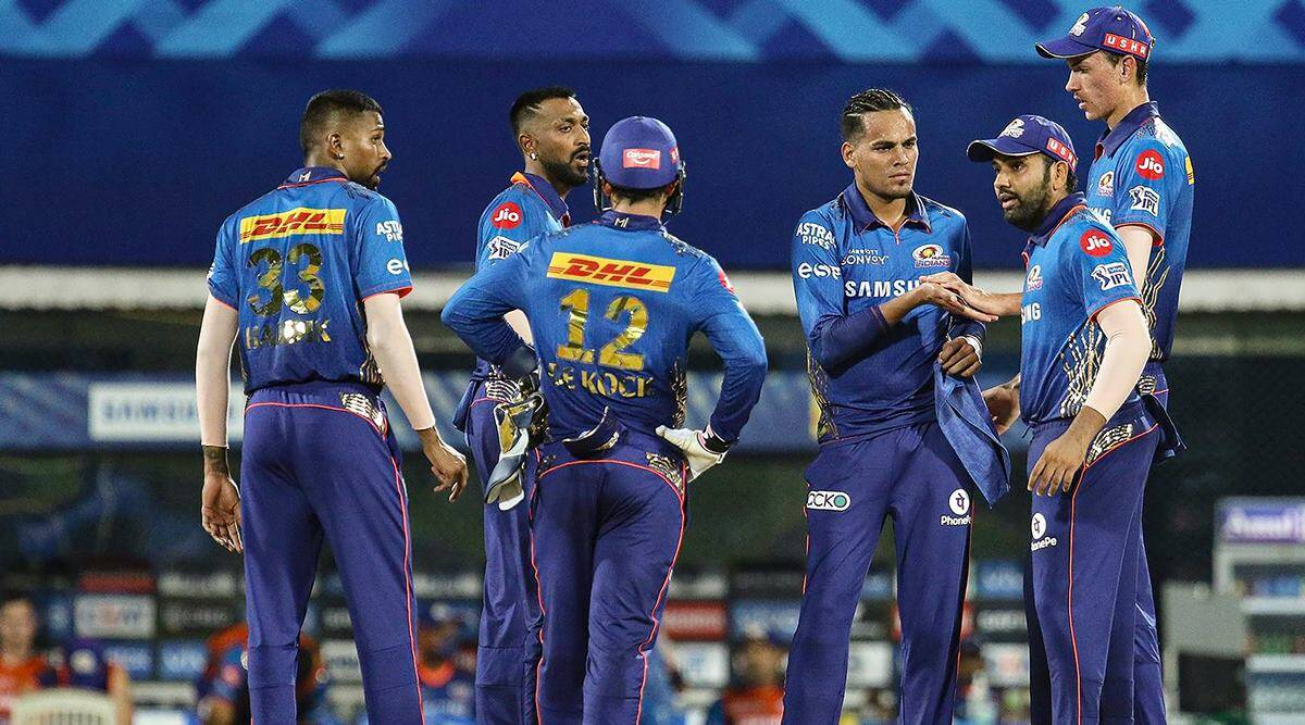 Champions' stuff: Mumbai come back from the dead as KKR flounder from a winning position against their bogey team