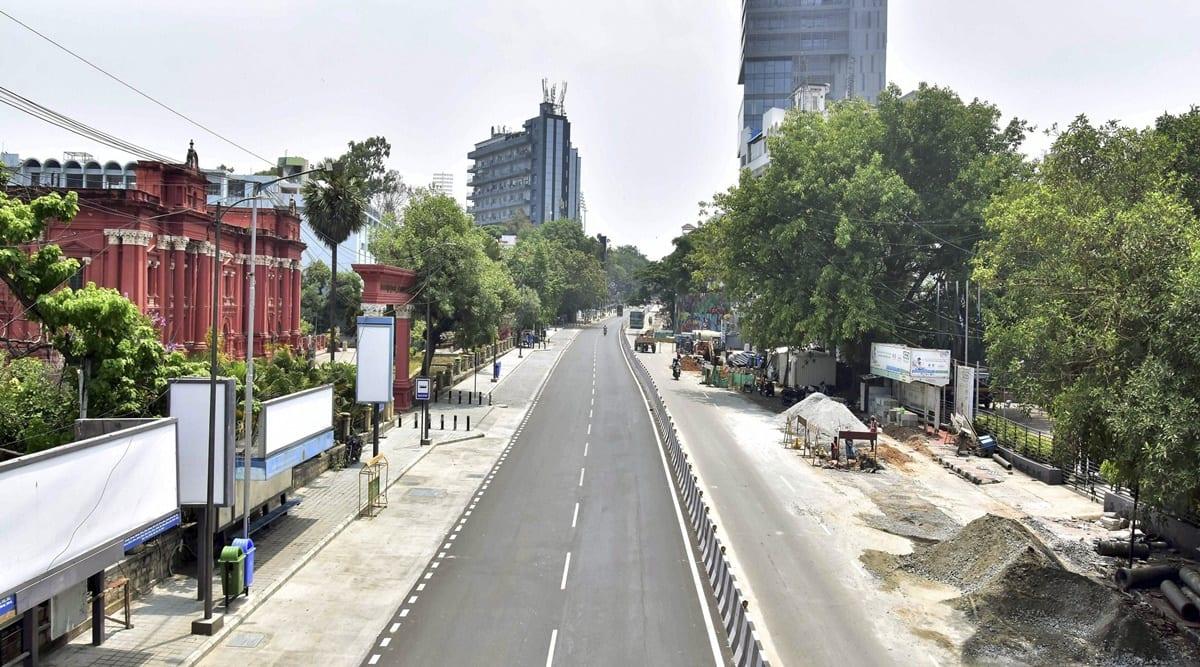 Karnataka, Covid-19